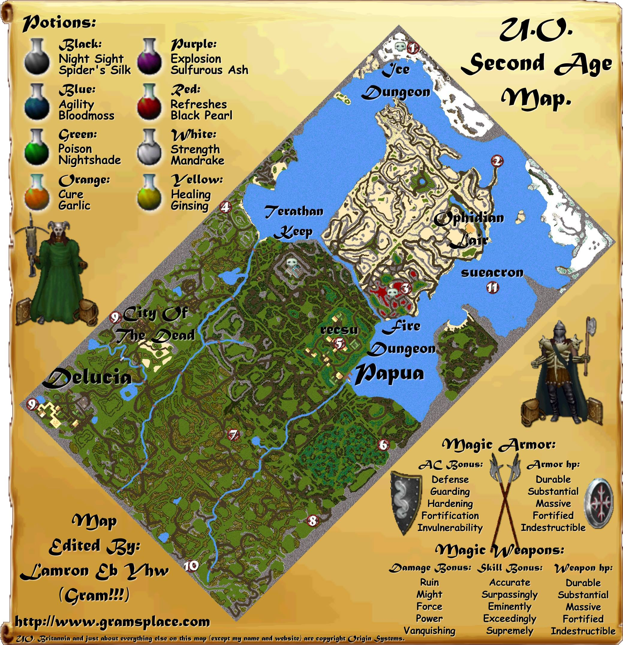 Crow's Kingdom - Free Ultima Online Shard